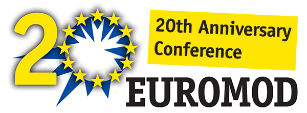 EUROMOD20 - 20th Anniversary Conference