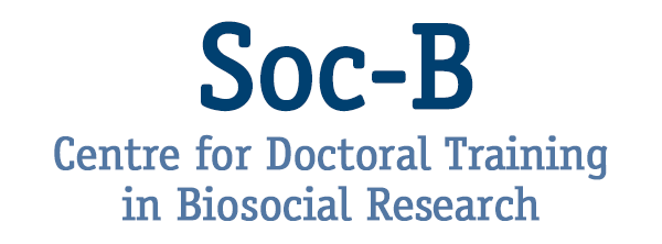 Soc-B Centre for Doctoral Training in Biosocial Research