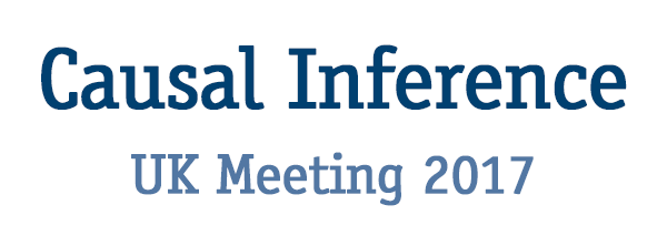 UK Causal Inference Meeting 2017