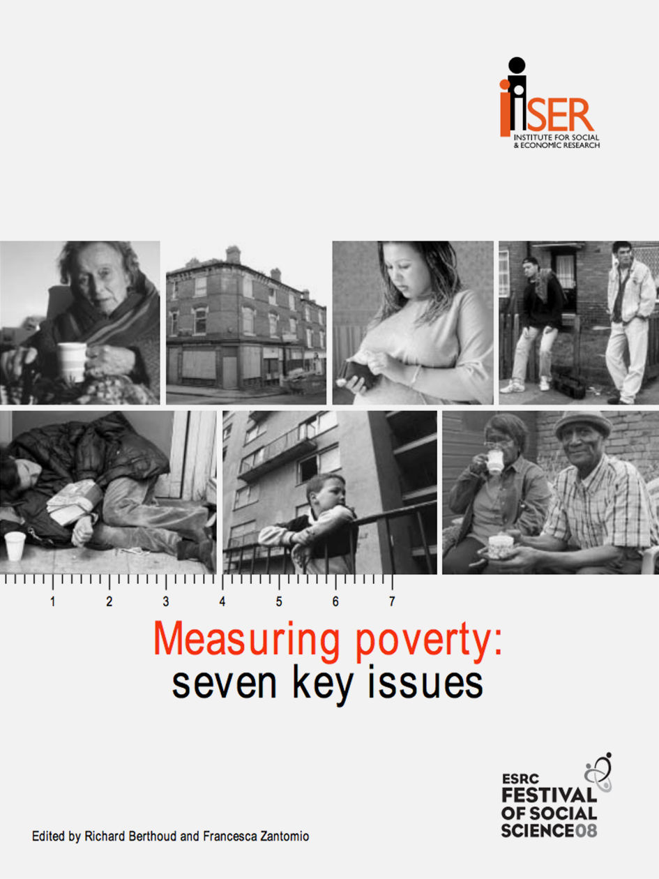 Measuring poverty cover
