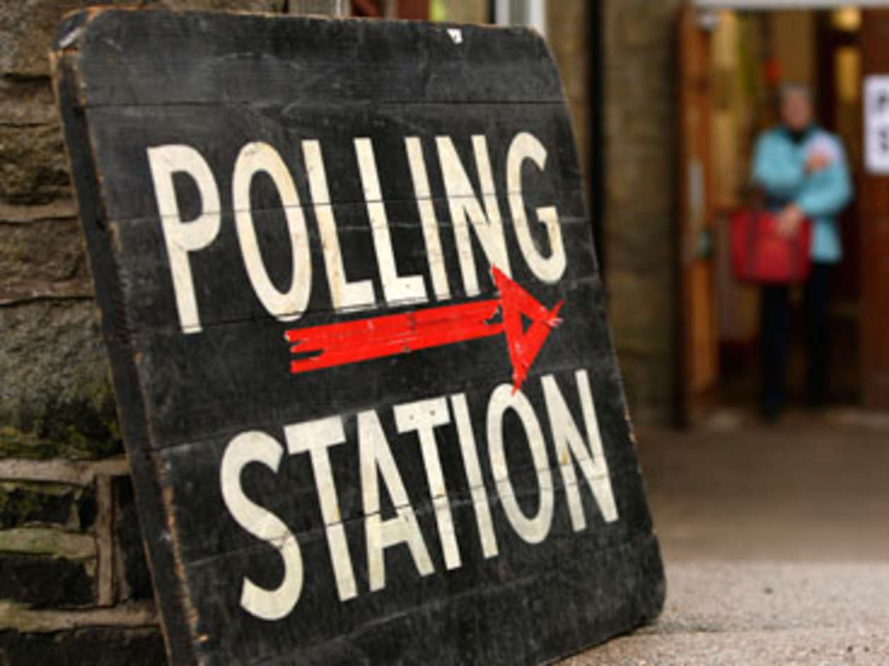 Polling station 005